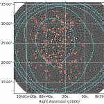 SCUBA-2 Ultra Deep Imaging EAO Survey (STUDIES) IV: Spatial clustering and halo masses of submillimeter galaxies